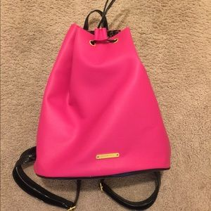💖💓Juicy Couture Hot Pink Bucket Backpack💓💖